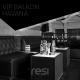 RESI VIP Balkon Havana