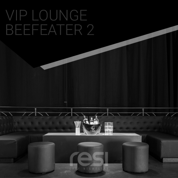 RESI VIP Lounge Beefeater 2